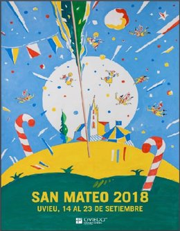 Cartel de San Mateo 2018