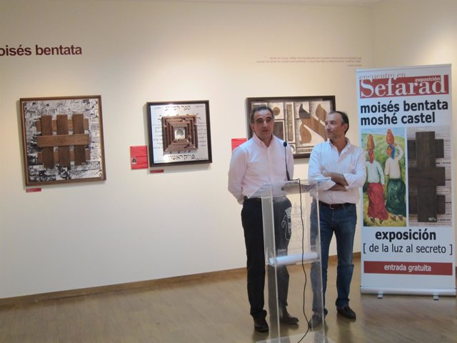 Exposición De Artistas Sefarditas En El Palacio Dela Isla