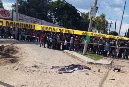 Queman vivas a otras dos personas acusadas de robar niños en Hidalgo (México)