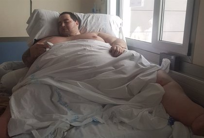 Fiscalía abre diligencias para investigar la atención sanitaria prestada a Teo, el joven de 385 kilos