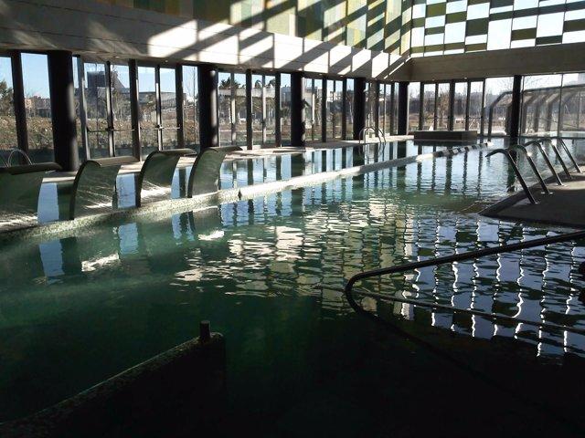 Las piscinas cubiertas abrir n sus puertas este s bado 1 for Piscinas cubiertas municipales zaragoza
