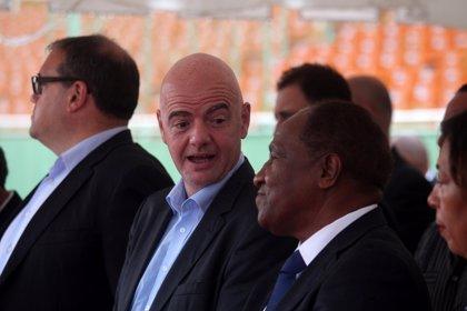 La FIFA extiende por 45 días una suspensión al presidente de la Federación de Fútbol de República Dominicana