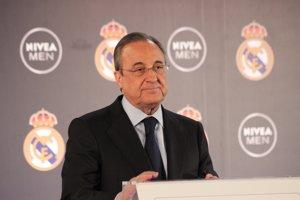 "Florentino: ""Mariano s'ha guanyat ser de nou al Reial Madrid"" (EUROPA PRESS - Archivo)"