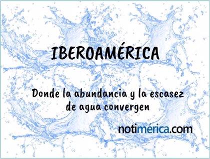 El futuro próximo del agua en los países iberoamericanos