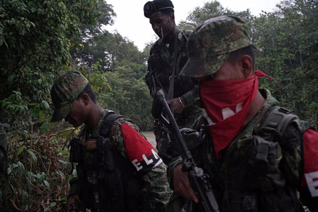 Anuncia guerrilla ELN liberación de prisioneros en Colombia