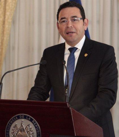 Jimmy Morales anuncia que no renovará el mandato de la CICIG en Guatemala