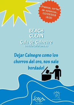 JORNADA 'Beach Clean'