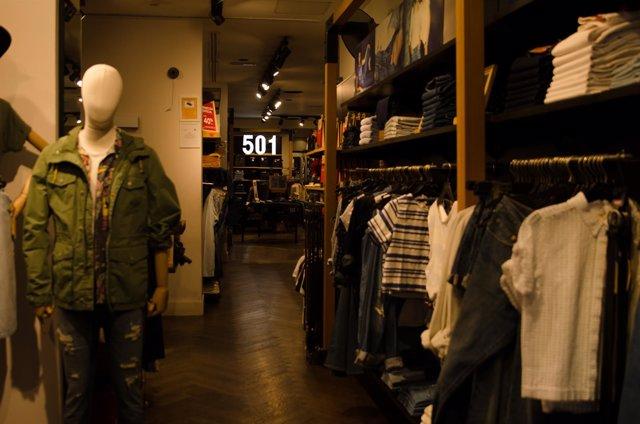 Tiendas, tienda, Levi`s, tiendas de Fuencarral, ropa, compras, compra