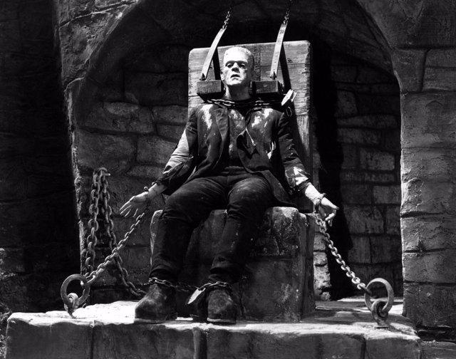 'Frankenstein', 1933. James Whale