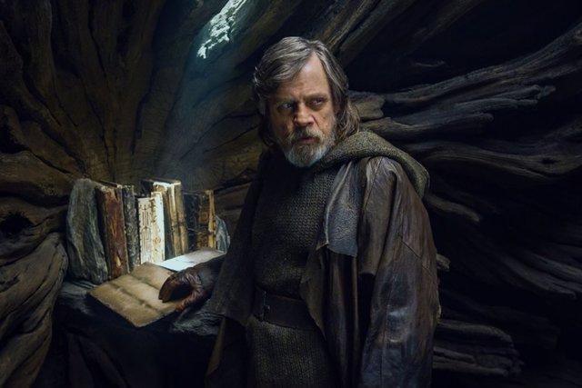 MArk Hamill en Los últimos Jedi
