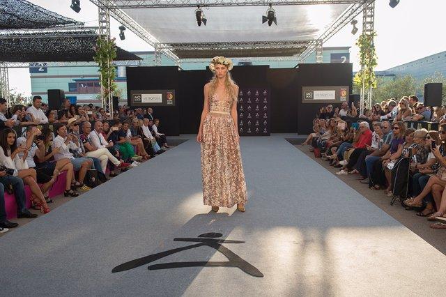Desfile en Moda Momad Metrópolis