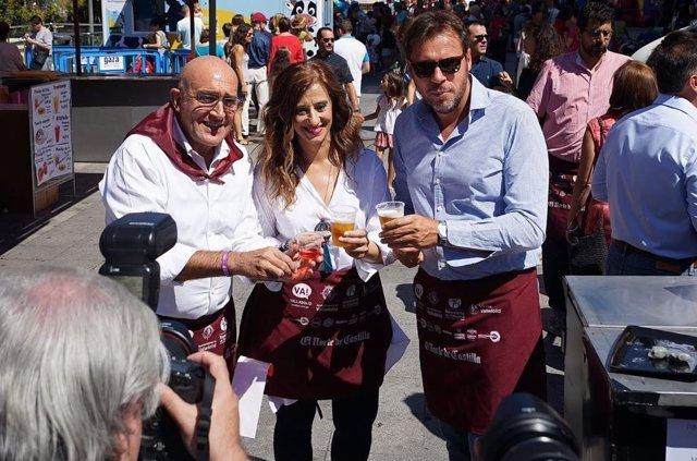 Valladolid.- Inauguración Feria de Día