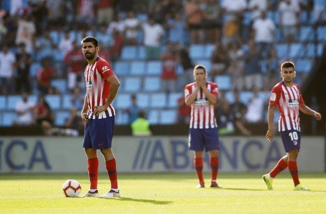 Celta de Vigo - Atlético de Madrid