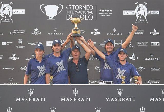 Ayala gana la Copa de Oro Maserati de mediano hándicap