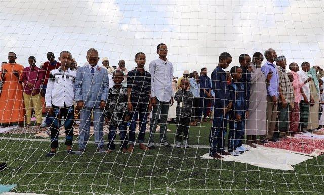 Estadio Nacional de Mogadiscio