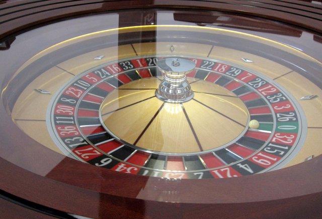 Ruleta, juego, casino.