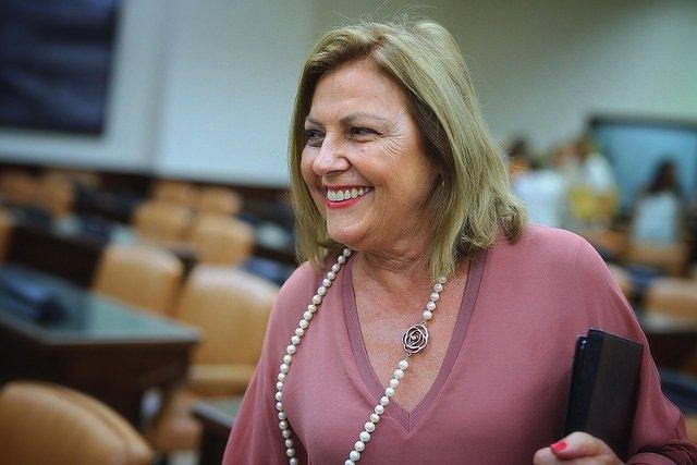 La diputada nacional del PP por Murcia, María Dolores Bolarín