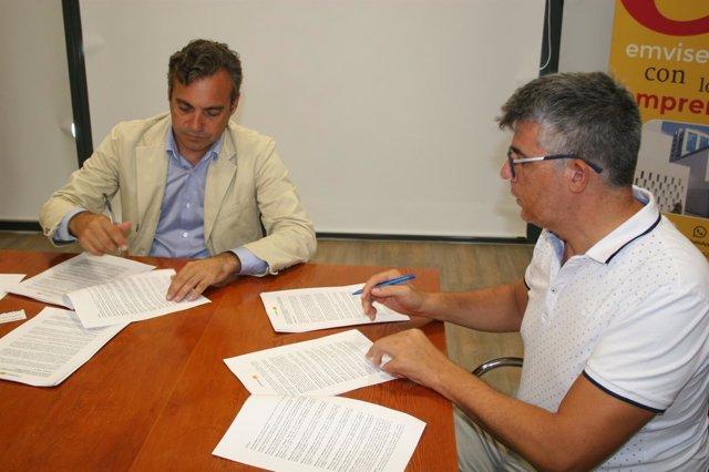 El Gerente De Esta Empresa Municipal, Felipe Castro