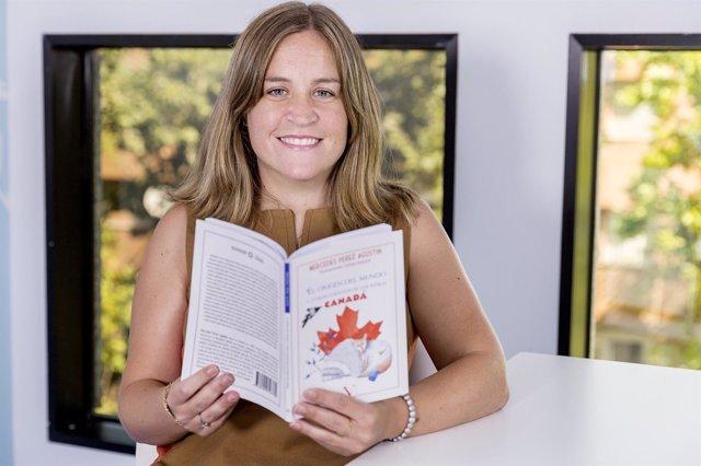 Mercedes Pérez Agustín de UNIR publica libro sobre indios de Canadá