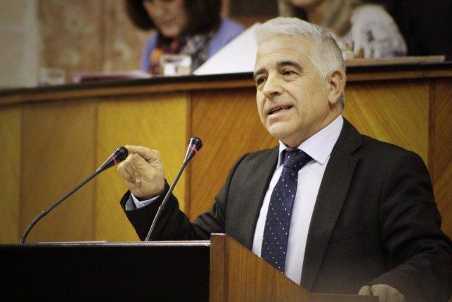 El diputado de Cs Juan Antonio Funes