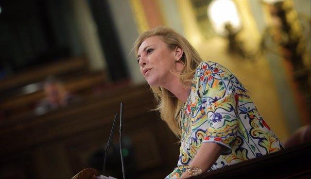 Carolina España, diptuada del PP por Málaga