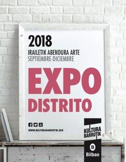 Exposiciones itinerantes por centros de distrito de Bilbao.
