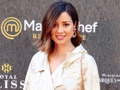 Dafne Fernández desvela el nombre de su bebé de la manera más especial