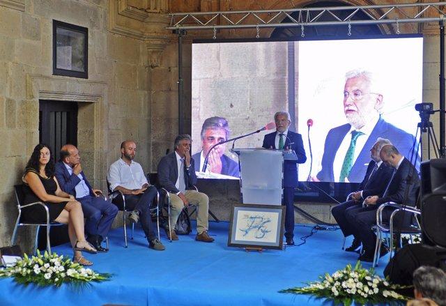 Deputación De Ourense Entrega Do Xxxiv Premio Celanova Casa Dos Poetas