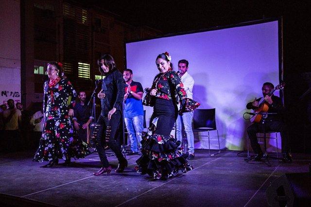 Espectáculo del proyecto '3.000 DeSCencias'