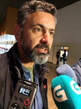 Ramón Sarmiento, secretario xeral de CC.OO.