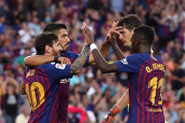 FC Barcelona - Huesca