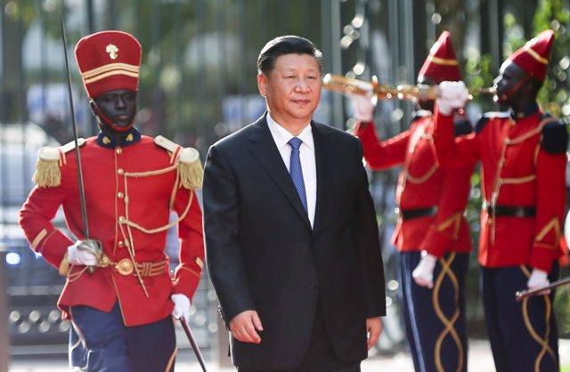 Xi Jinping en África