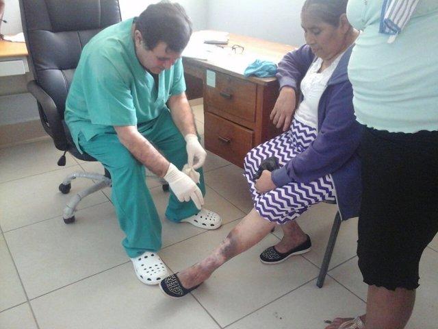 Expedición sanitaria (Archivo)