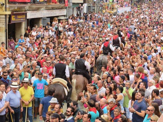 COMIENZA HOY LA ENTRADA DE TOROS Y CABALLOS