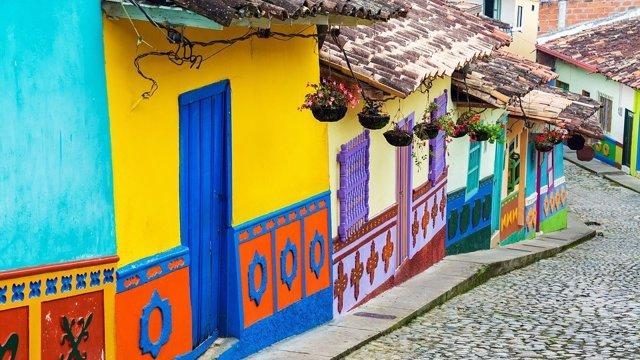 El boom turístico en Colombia