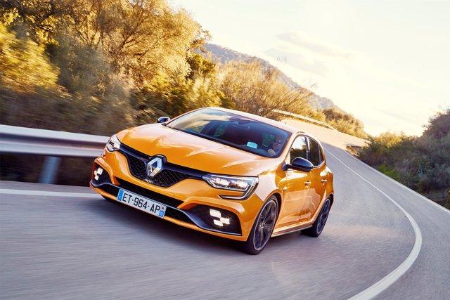 Renault MEGANE R.S. Sport