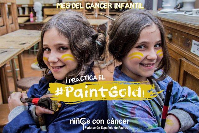 Fwd: [Gruposociedad] Np: #Paintgold, Una Iniciativa De Niños Con Cáncer Para Apo