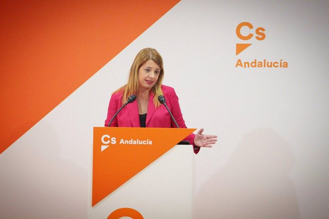 Secretaria de Acción Institucional de Cs en Andalucía, Elena Sumariva