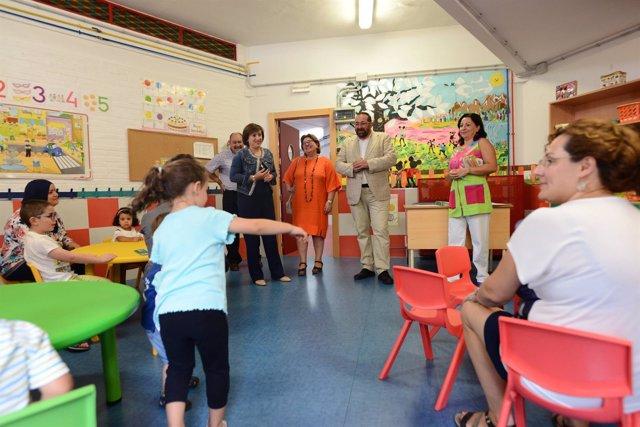 Inauguración del curso en la Escuela Infantil Virgen Inmaculada