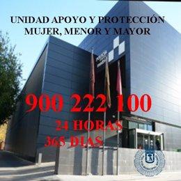 Unidad de Apoyo y Protección a la Mujer de la Policía Municipal de Madrid