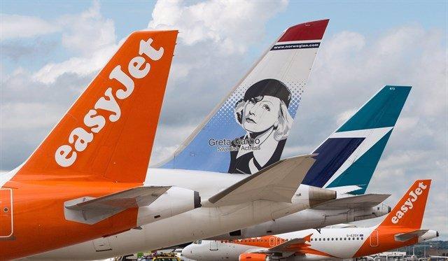 La aerolínea easyJet amplía sus conexiones con larga distancia