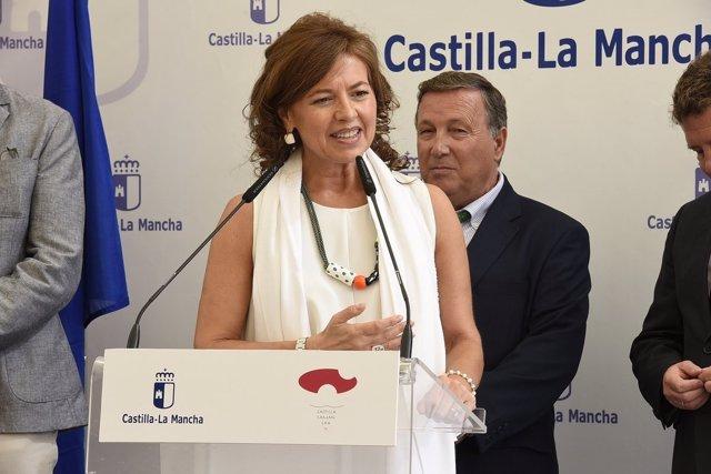 Aurelia Sánchez en sede Apacu Cuenca