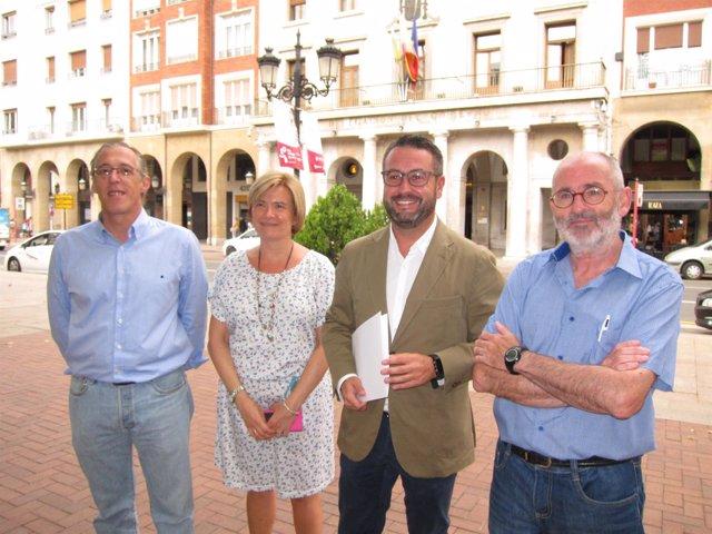 Concejales Del PP Reclaman Licitación Ronda Sur