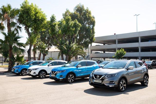 Modelos crossover de Nissan
