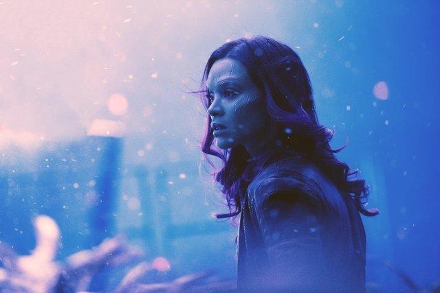 Gamora pudo revelar un secreto de Vengadores 4