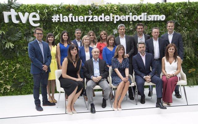 Temporada de Informativos 2018-19 RTVE