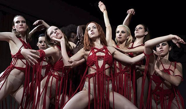 Dakota Johnson en Suspiria