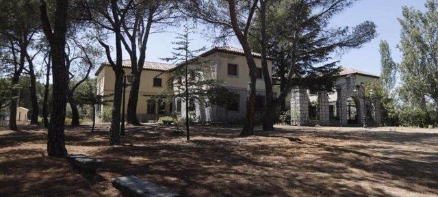 Palacio Valdés en Tres Cantos