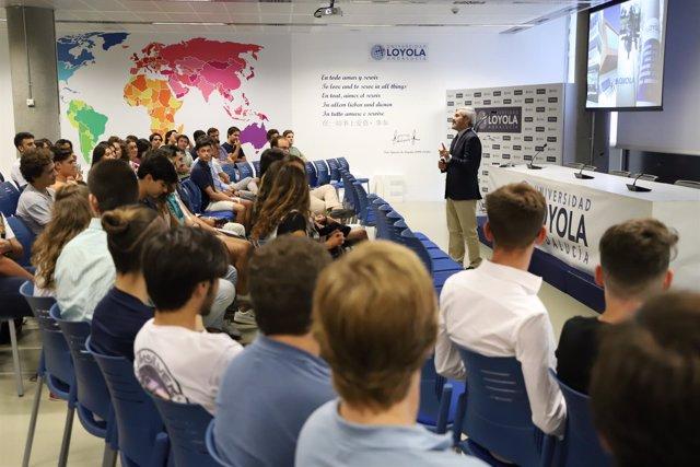 [Sevilla] Nota De Prensa: La Universidad Loyola Andalucía Inicia El Curso Académ
