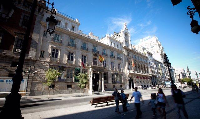 Sede de la Real Academia de Bellas Artes de San Fernando